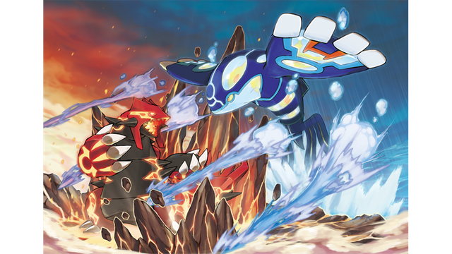 Groudon drawing hyper. Legendary pokemon omega ruby