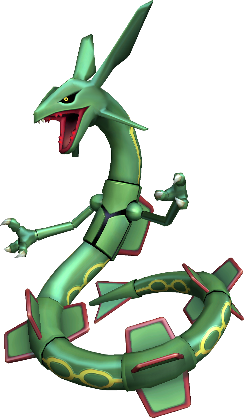 Image super smash bros. Rayquaza transparent realistic clipart black and white library