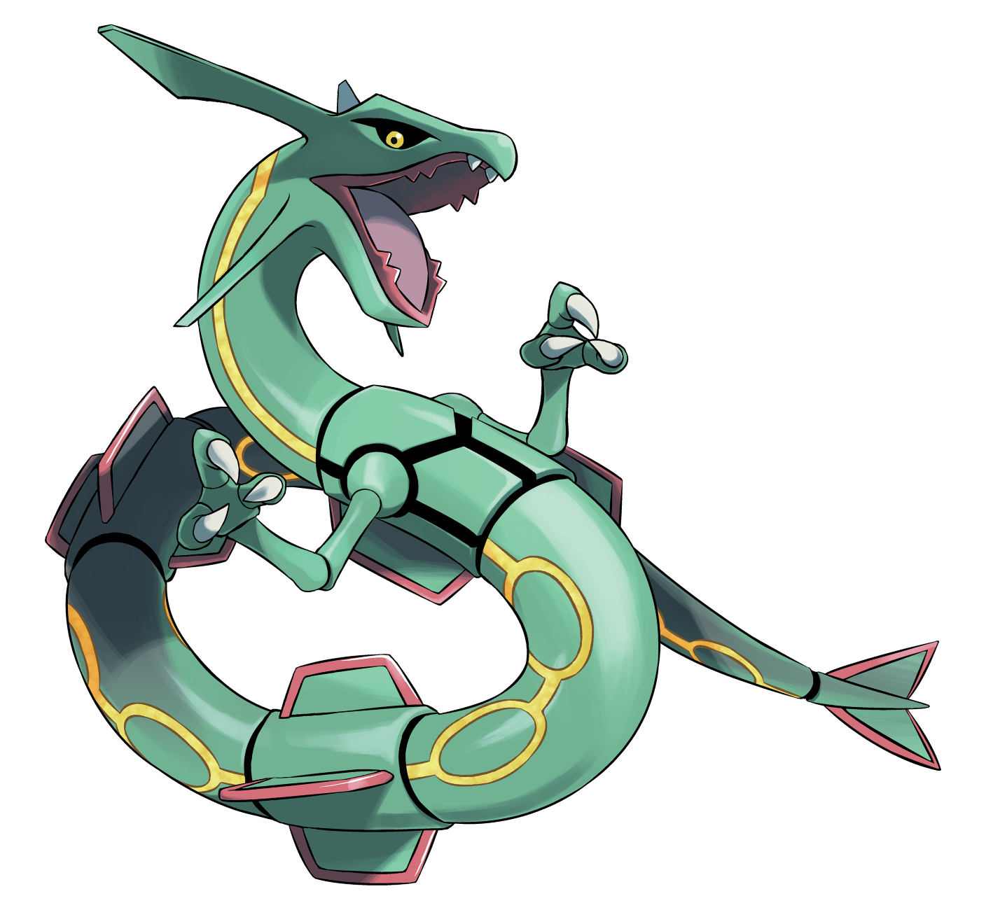 Rayquaza transparent shenron. Top strongest wikia fandom