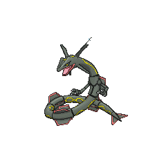 Pok mon bulbapedia the. Rayquaza transparent gen clip art freeuse library