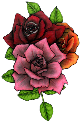 Razor drawing rose tattoo. Png pic timetome pinterest
