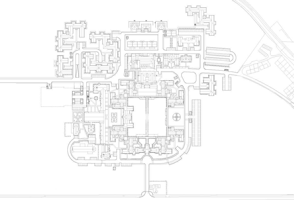 Rcp drawing. Floor plans lancaster house