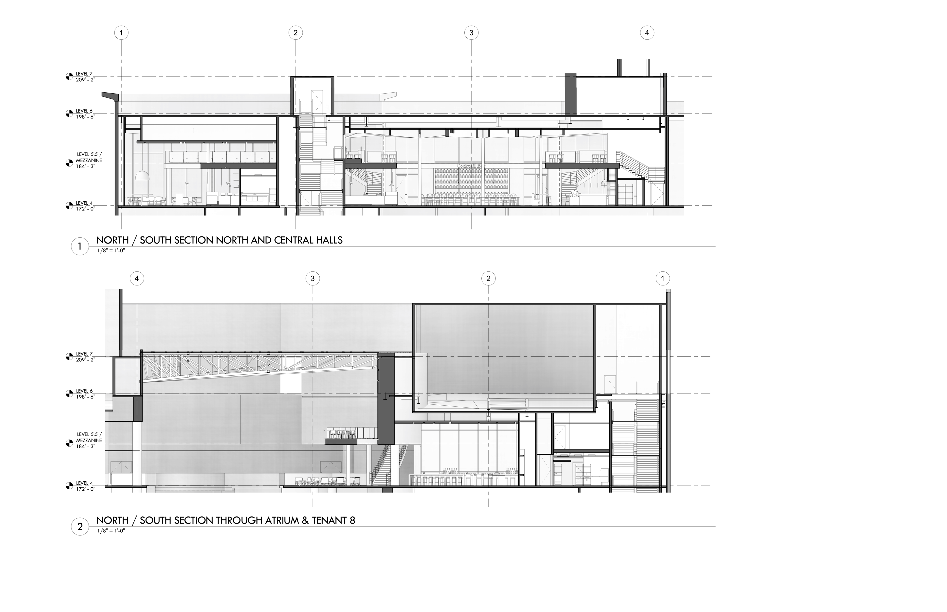 Rcp drawing restaurant. Alexandra stobart pacific place