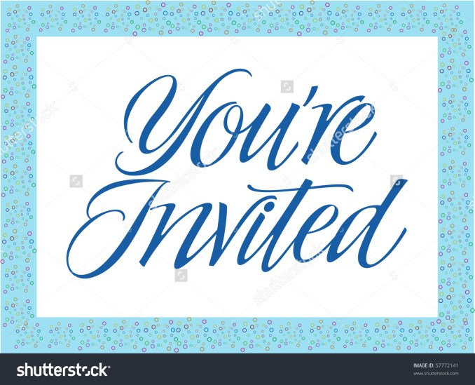 Re invited clipart lettering. Free you are newsinvitation