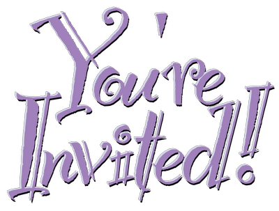 Re invited clipart wedding. You from the heart