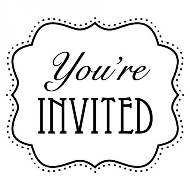 Re invited clipart wedding. You stamp png inviview