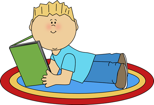 Sit clipart read. Free reading download clip