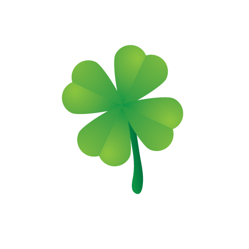 Real 4 leaf clover png. Four by gniyuhs on