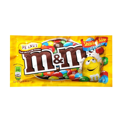 Real candy png. M s peanut chocolate