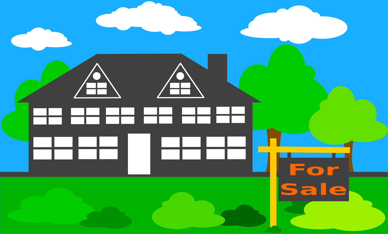 Real estate clipart land ownership. Glendale houses for sale