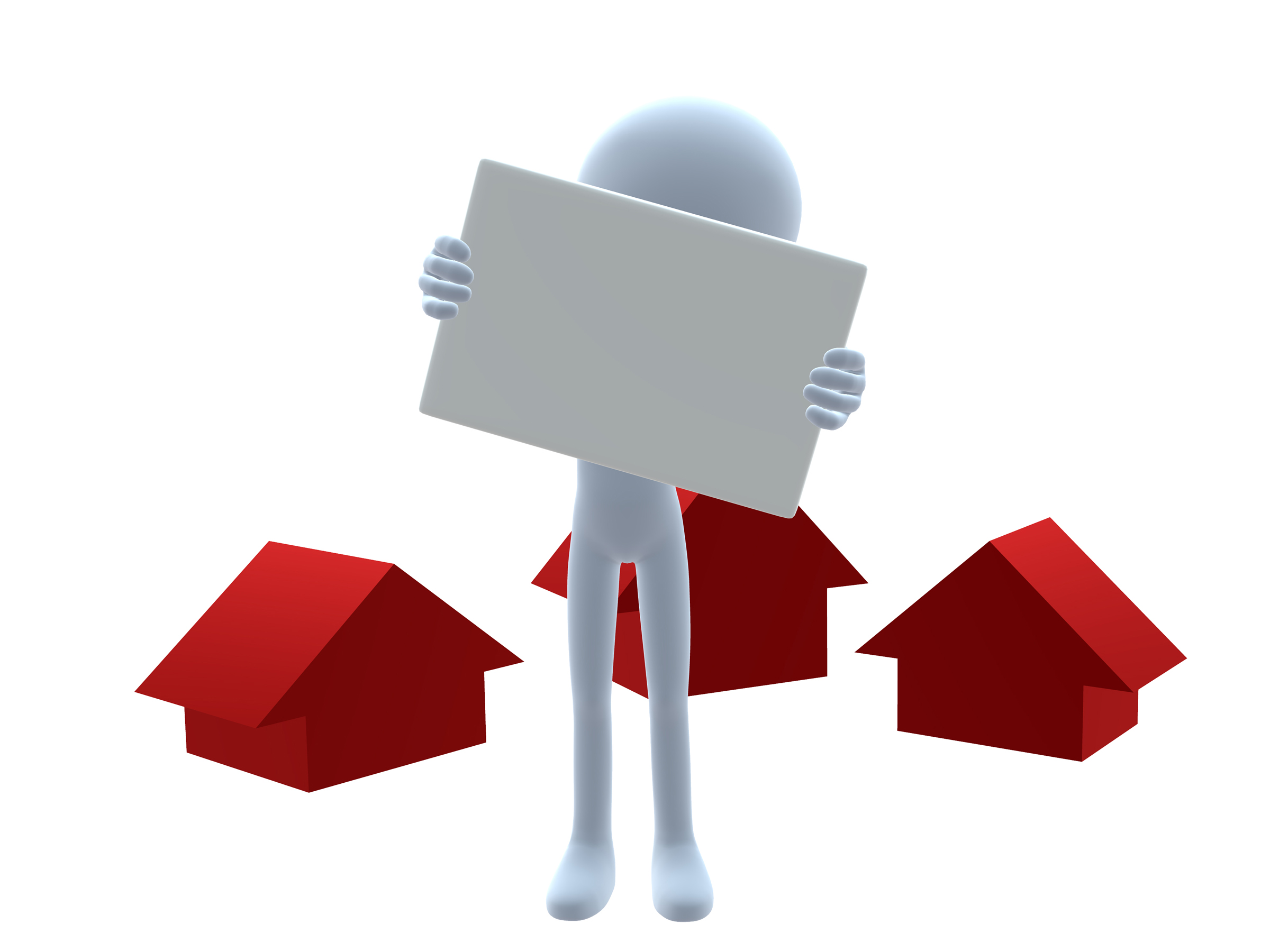 Real estate clipart sale consultant. Signs villas at magens