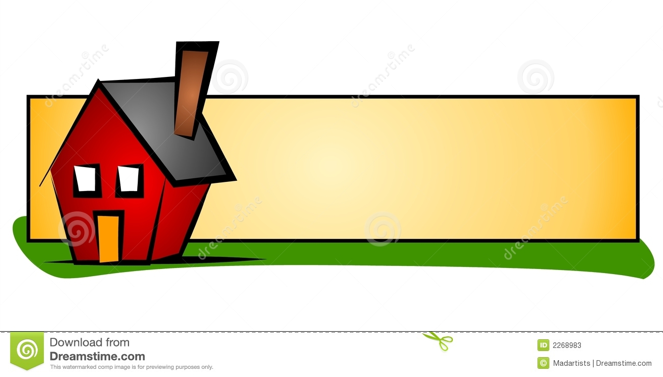 Real estate clipart sale consultant. House for clip art