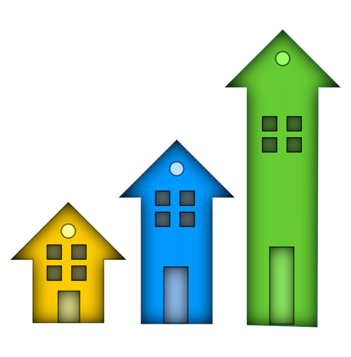 Real estate clipart property investment. The outlook for private
