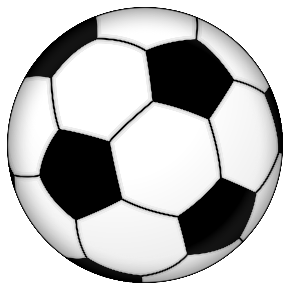 Real football png. File soccer ball animated