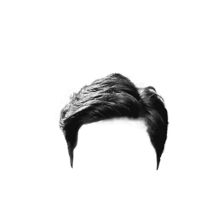 Real hair png. Images of spacehero part