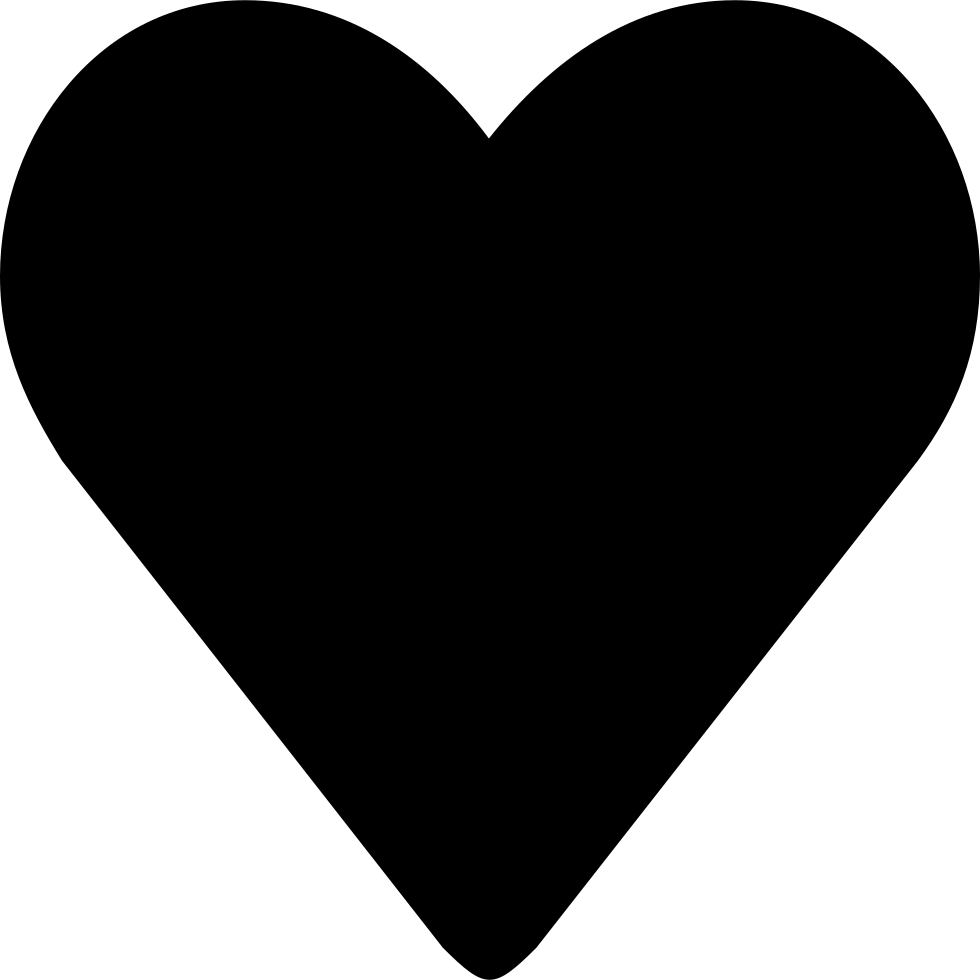 Real heart png. The svg icon free