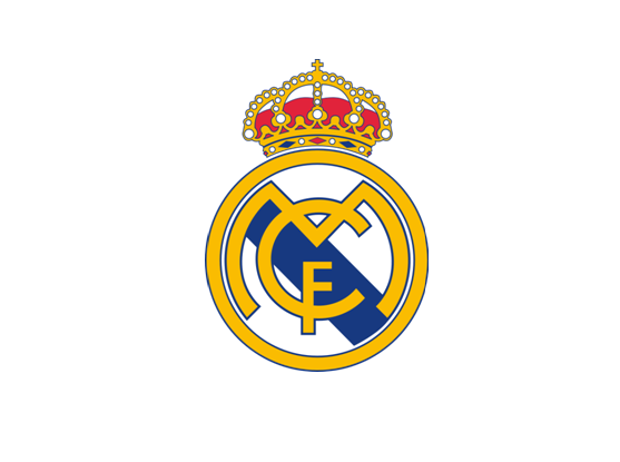 Real madrid logo png. Football soccer greatest goals