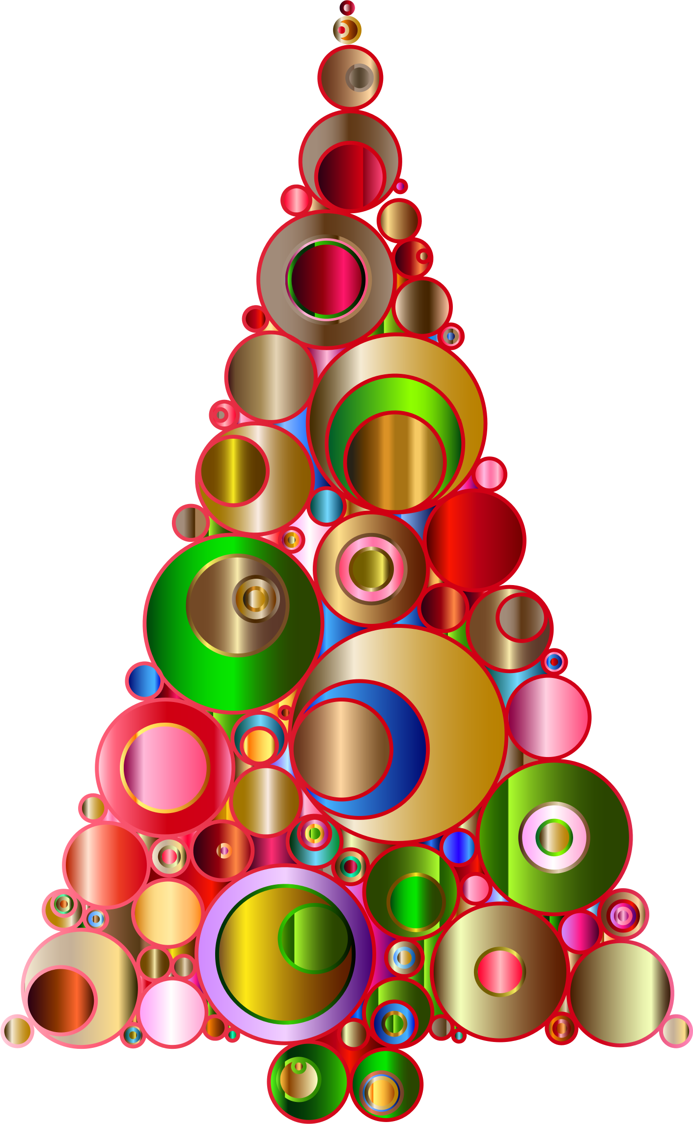 Palm tree christmas tree png. Images clipart gallery for