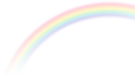 Real rainbow png. Image