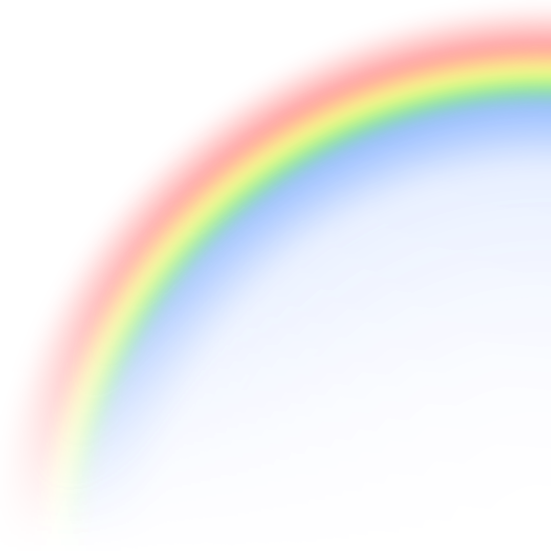 Real rainbow png. Grief support