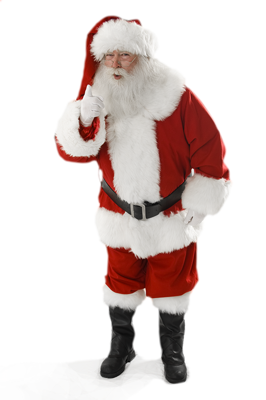 Real santa png. Http www the north