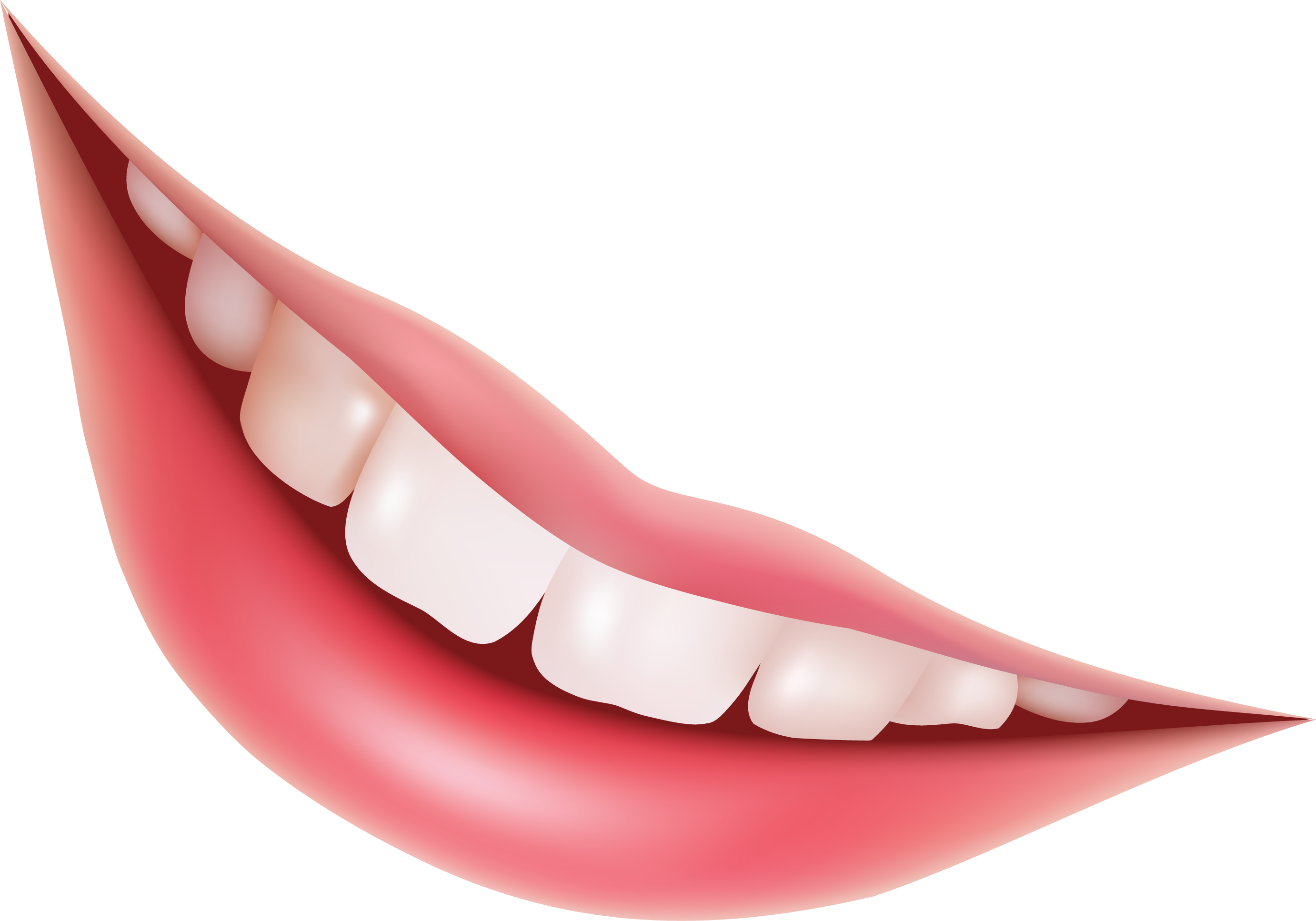 Real smile png. Teeth images tooth image