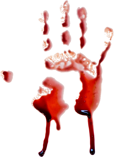 Realistic blood drip png. Isolated photos of search