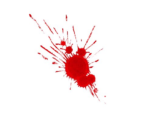 Realistic blood puddle png. Collection of drawing
