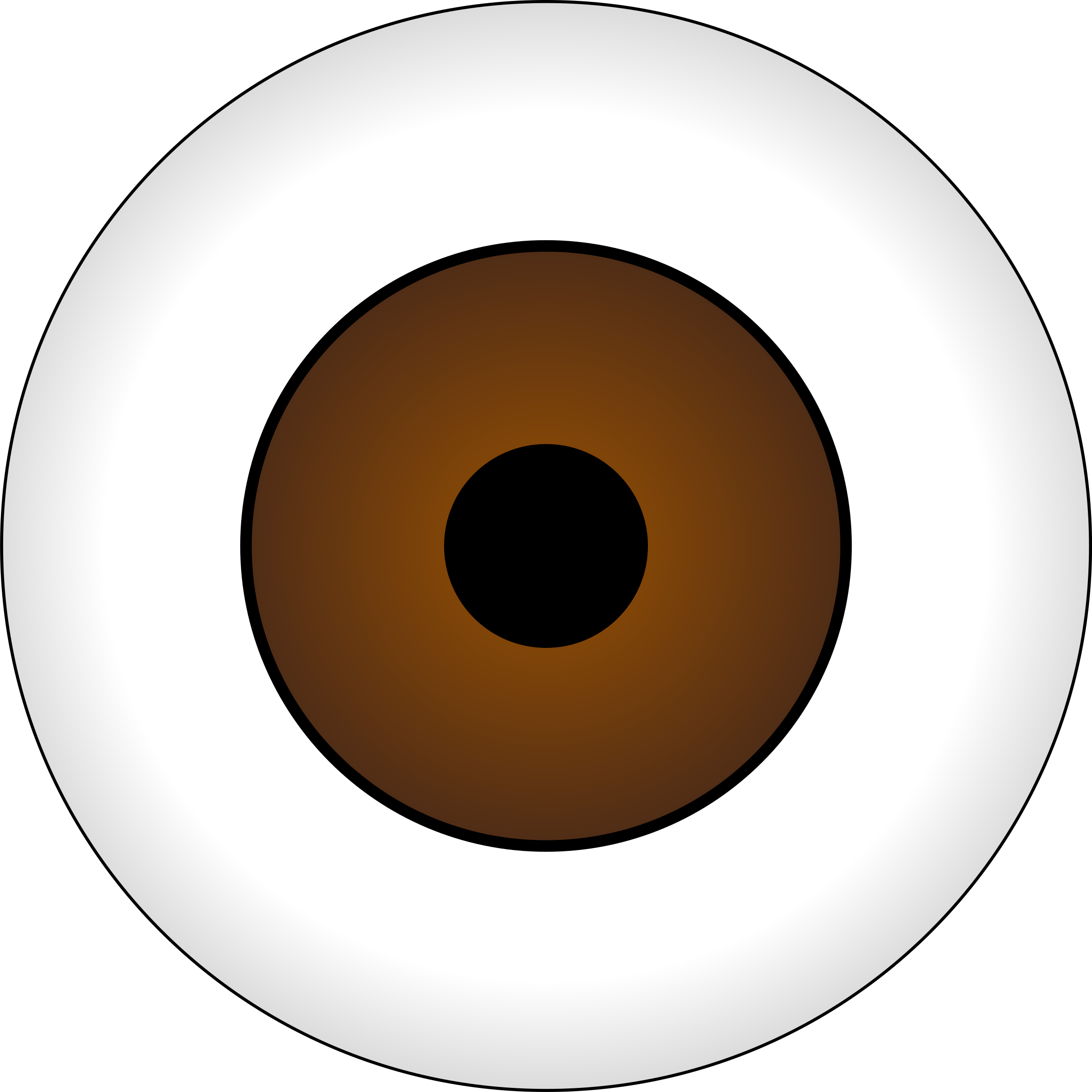Realistic eye png. Olhos castanhos brown icons
