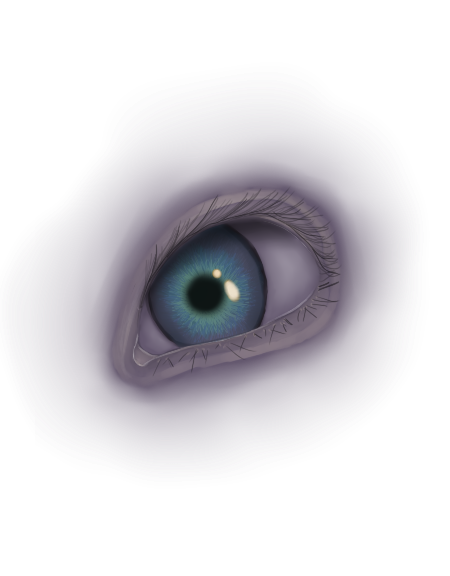 Realistic eye png. By tuffmuffins on deviantart
