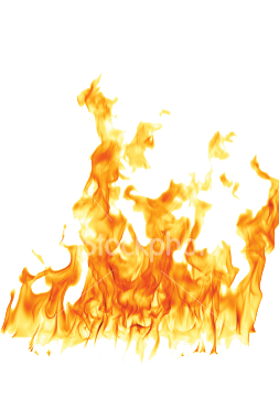 Fire flames png. Transparent images all