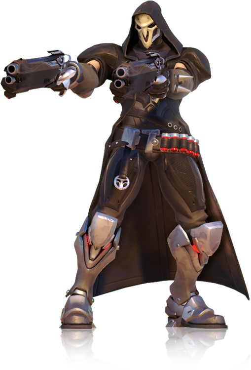 Transparent reaper overwatch. Download picture library png