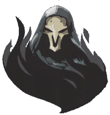 Reaper png overwatch. Image spray blossom wiki