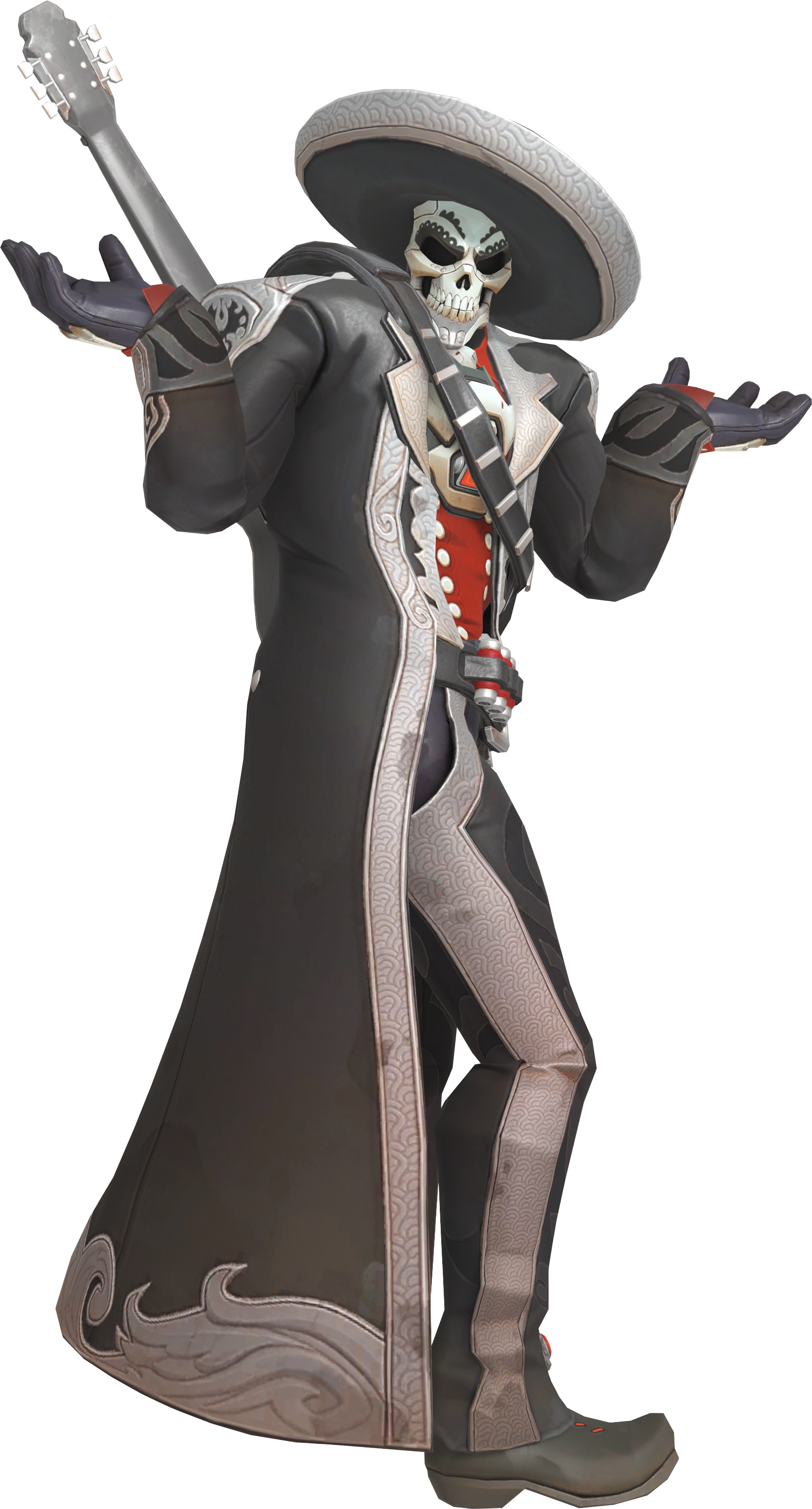 Reaper png overwatch. The shrug gallery most