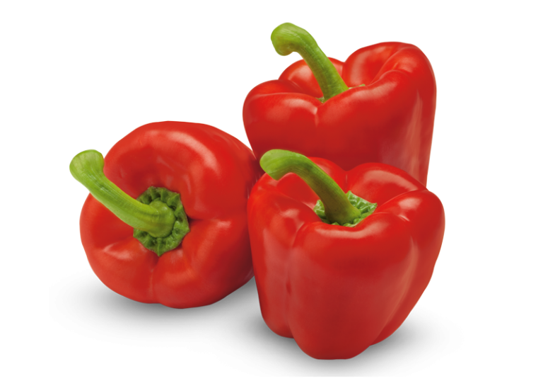 Pepper transparent sweet. Baby red g