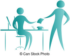 And stock illustrations business. Receptionist clipart clip art