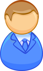 Boss clipart supervisor employee. Free office manager cliparts