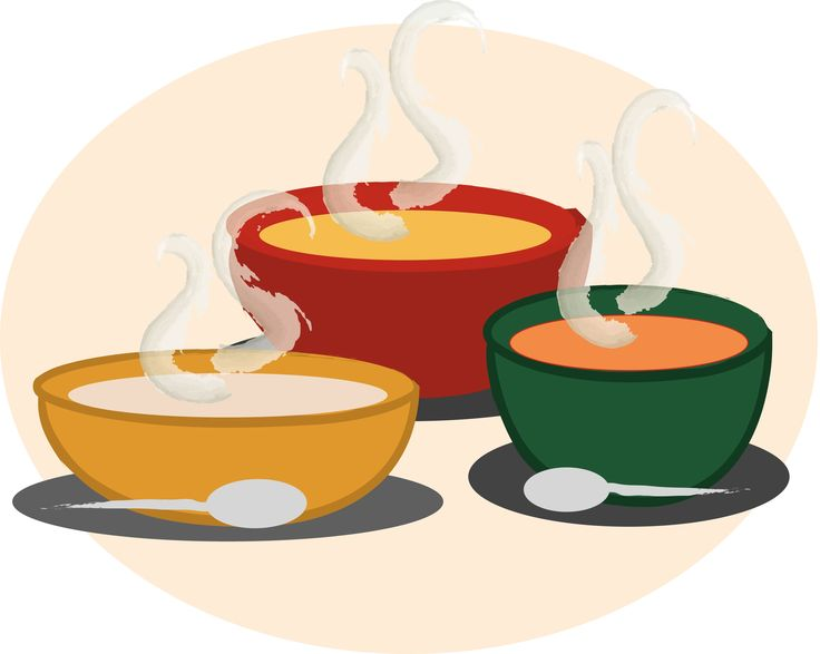 Recipe clipart warm soup. Best images on