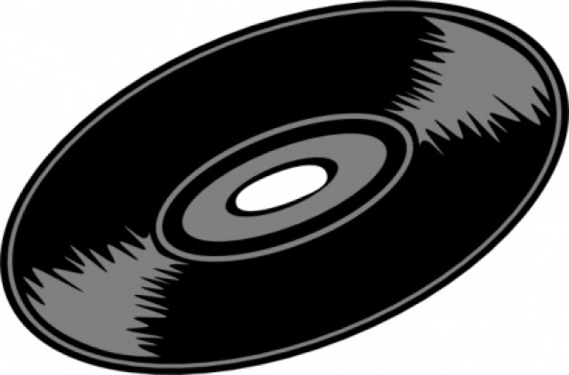 Music clip art panda. Record clipart png library stock