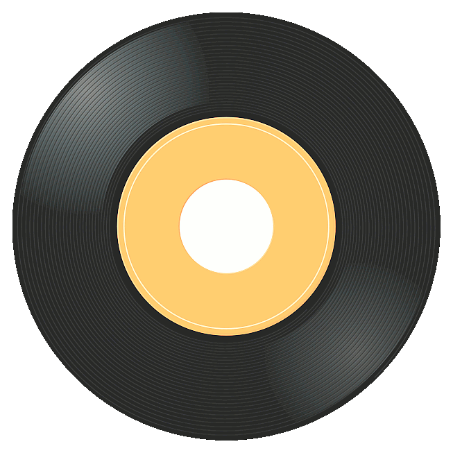 45 record png