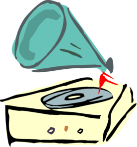 Record clipart record player. Clip art at clker