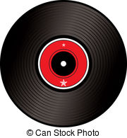 And stock illustrations vector. Record clipart jpg library stock