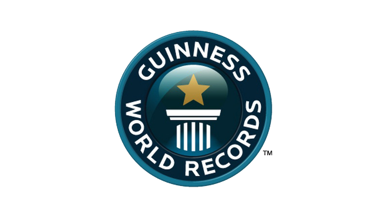 Record logo png. Guinness world transparent images