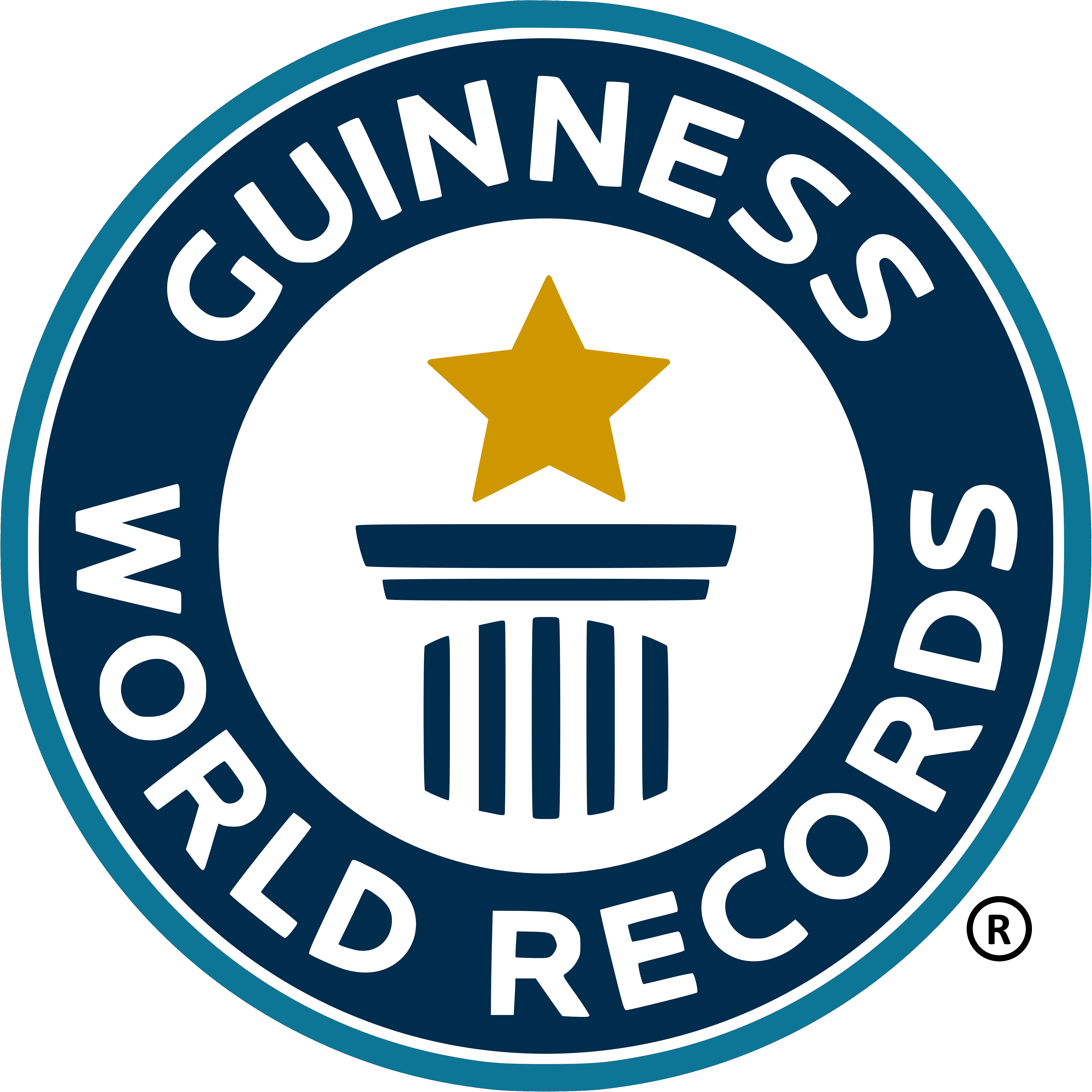 Record logo png. Guinness world records logos