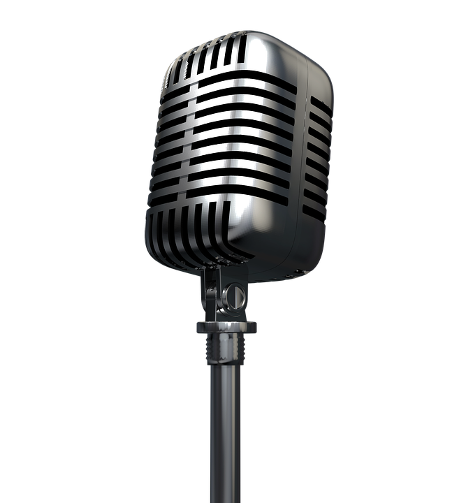 Recording mic png. Microphone hd transparent images