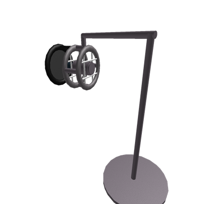 Recording studio light png. Microphone roblox
