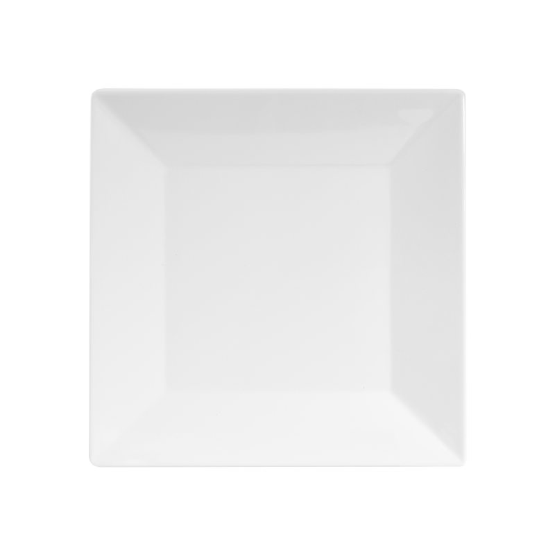 Rectangle dinner plate png