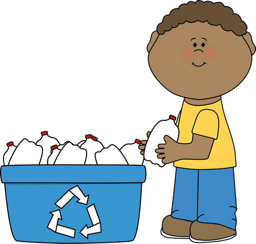 Recycling clipart recycling bag. Recycle plastic bottles