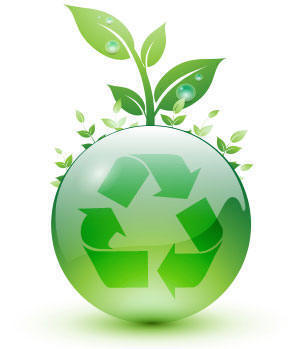 Recycle clipart green team.