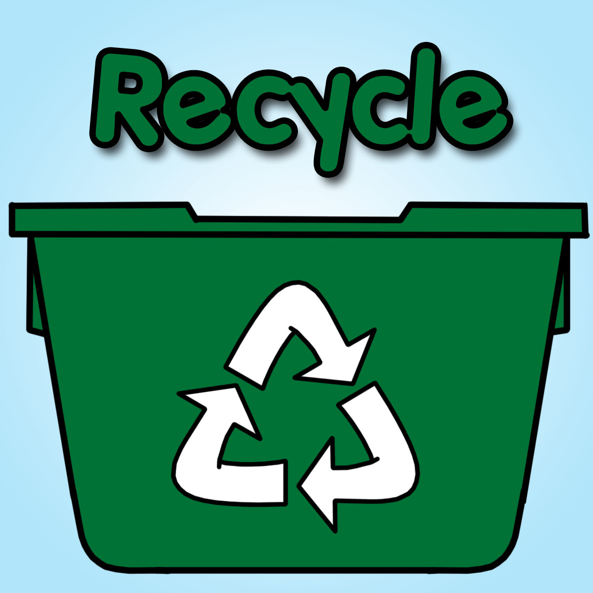 Recycle clipart green team. Overview